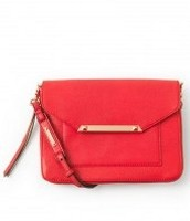 Tia Cross Body - Red