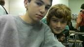 Antonio and Zak