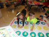 Sight Word Twister!