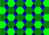 Diamonds, Heptagons, Hexagons