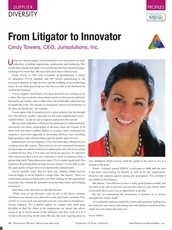 From Litigator to Innovator