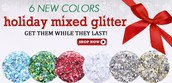Custom Mixed Glitter