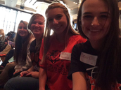 NLHS Students Attend the OHSAA Leadership Conference