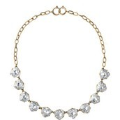 SOMERVELL NECKLACE - GOLD $20 (65% OFF)