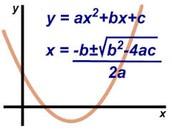 Zeros (Quadratic formula)