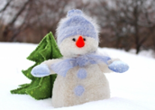 Winter Magic Winter Break Crafts at Baldwin Public Library