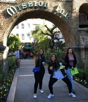 Mission Inn entrance