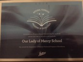 OLM Yearbook Receives Excellence Award for Four Years in a Row