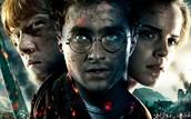 Um pouco sobre a saga Harry Potter