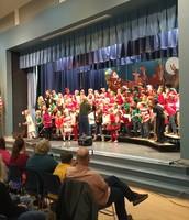 3rd grade Holiday performance