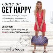 Become a Stella & Dot Stylist!!!