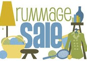 Garage Sale Fundraiser on Saturday, June 15th - your items needed.