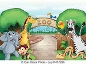 ZOO field trip--May 26th