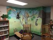 Media Center Painting