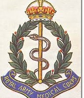 Royal Army Medical Corps Emblem