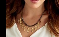 Secret Garden Cluster Necklace NOW $25