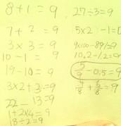 """Math """"On the Spot"""""""