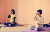 呼吸法練習