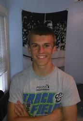 Keenan Jones, Junior, Boys Varsity Track & Field (6.2)