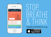 Stop Breathe & Think App and Site