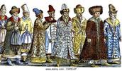 Boyars sent by Tsar Ivan IV-16th century