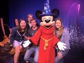 Recruiting Trips (and Disney World)