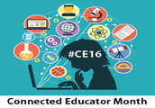 October is Connected Educators Month