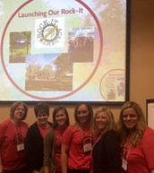 Rock-It Academy presentation at IA State Conference