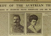 Archduke assassination