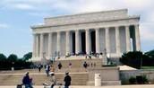 Lincoln memorial pic 1