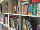 We are a family run, online children's bookstore, catering for children from 0-11 years.