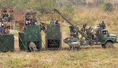 I.R.F. Realeasing White Rhinos in an Ex-Situ Area