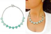 Somervell Aqua Necklace