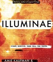 """Illuminae"" by Amie Kaufman"