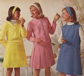Fashion 1960's