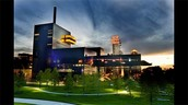 Here is a picture of the Guthrie Theater