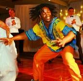 african wedding bands