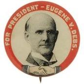 Vote Eugene V. Debs