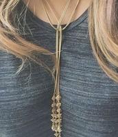 Brynn lariart (wear multiple ways) $25