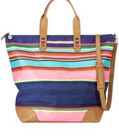 FOR SALE---Getaway Bag Striped $40