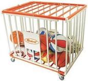 Recess Ball Cage