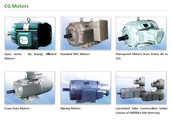 Different Types of Electrical Motors and Gear Motors