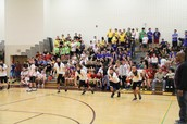 The Second Annual Dodgeball Tournament was a Huge Success