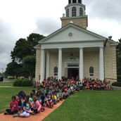 The 2nd grade at TBCH