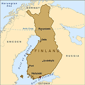 You haven't traveled until you travel to Finland!