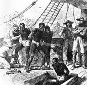 1. Describe the social effects of the slave trade.