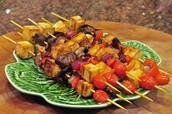 A place to buy shish kabobs in Oklahoma.