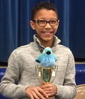 Moyer Spelling Bee Winner