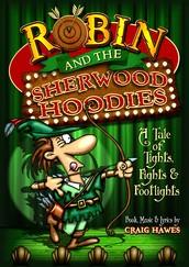 ROBIN AND THE SHERWOOD HOODIES!