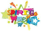 Spirit Week! Sept 19-23